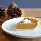 White Pumpkin Pie
