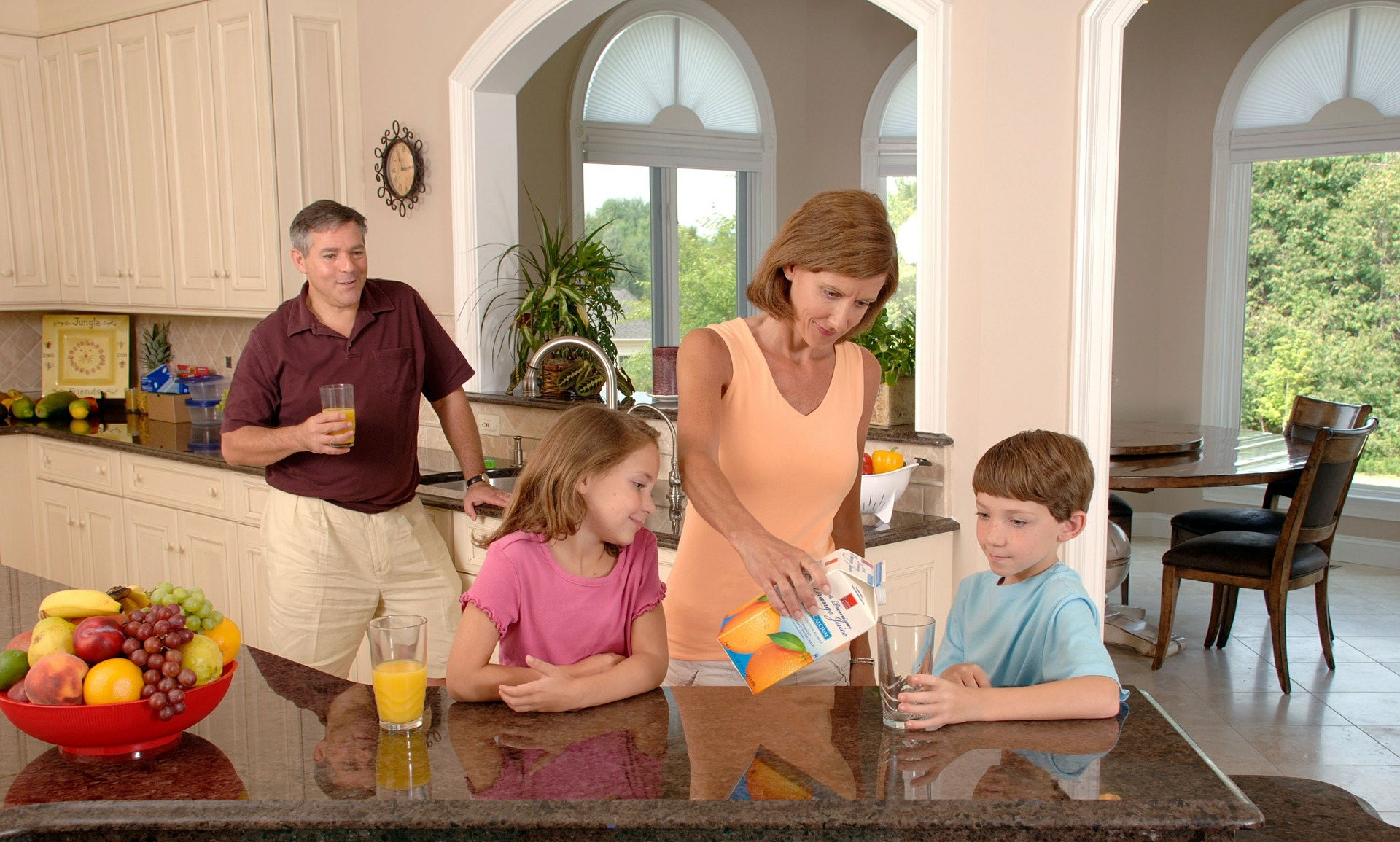 House Clean With Kids